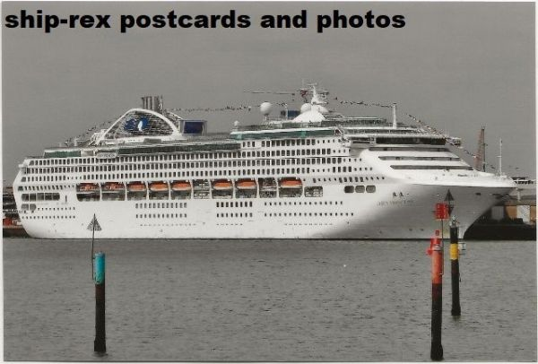 DAWN PRINCESS (1997, Princess Cruises) photo